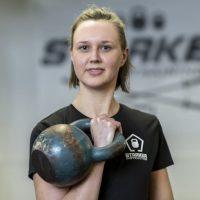 Ann Christin Knittel Stärker Kettlebell Kiel