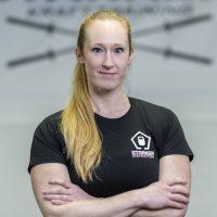 Stärker StrongFirst Instructor Antje Olszewski